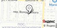 Библиотека №12 на карте