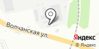 Белгородрыба на карте