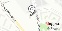 Восток Моторс на карте