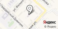 Белгородский детский дом на карте