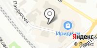 Магазин товаров для новорожденных на карте