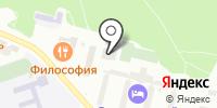 Редвин на карте