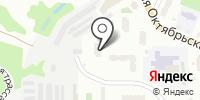 Юта плюс на карте