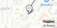 Бриклис на карте