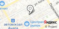 Далила на карте