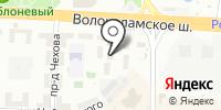 ЖЭО №1 на карте
