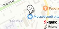 Нива-96 на карте