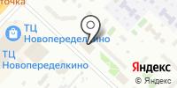 ЕВРОСОЛЬ на карте