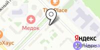 Мастерская по ремонту одежды на Радужной на карте