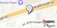 Иносервис на карте