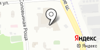 Куркино на карте
