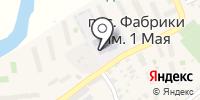 Детский сад №1182 на карте