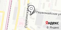 Лапландия на карте