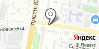 Ремит на карте