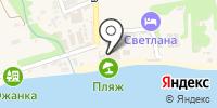 Морской бриз на карте