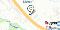 СПЕЦТЕХНИКА ЮГ на карте