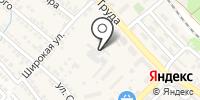 НоворосПроектАвтоматика на карте