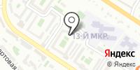 Мираж-1 на карте