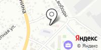 Амбулатория врачебная №2 на карте