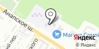 Детский сад №60 на карте