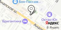 Вип-Трэвэл на карте