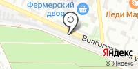 Плюс/Минус на карте