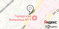 Южное агентство по сертификации на карте