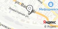 Трансмедсервис на карте