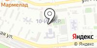 Гаражно-строительный кооператив №102 на карте