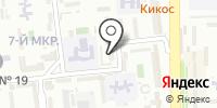 Networker на карте