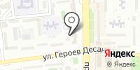 Кесада на карте
