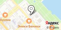 Mac на карте