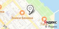 Концептуальный Бутик Путешествий на карте
