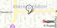 Блокбастер-видео на карте