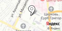 Новый Интернет на карте