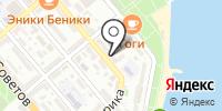 Sparaxis на карте