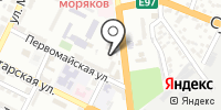 Булочная №10 на карте