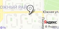 Togas на карте