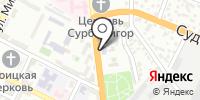 Вечерняя (сменная) общеобразовательная школа №1 на карте