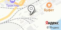 Клуб портовиков на карте