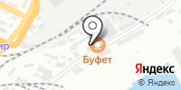 Центральный таможенный пост г. Новороссийска на карте