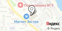 Техностиль на карте