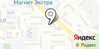 Музноворосс на карте