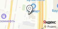 Техносад на карте