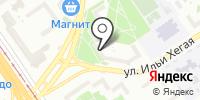 СадСервис на карте
