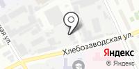 Нео Трак на карте