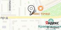 Магазин мультимедийной продукции на карте