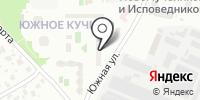 Поликлиника №1 на карте