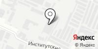 НИИ строймашкерамика на карте