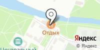 Отдых на карте